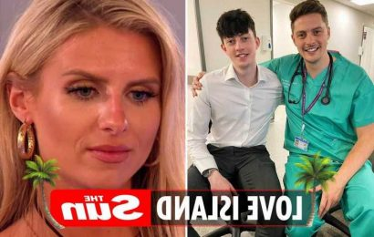 Love Island's Alex George 'shocked & sickened' by trolls telling Chloe Burrows to 'kill herself' after brother's suicide