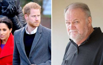 Meghan Markle's Dad Thomas: I'm Petitioning the Court to See My Grandkids