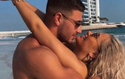 Molly-Mae Hague is trying on engagement rings with boyfriend Tommy Fury