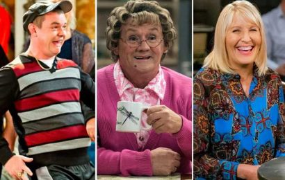 Mrs Brown's Boys family tree – how the comedy's cast are related in real life