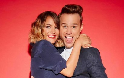 Olly Murs reveals he broke down in tears in front of strangers as he struggled to get over Caroline Flack's death