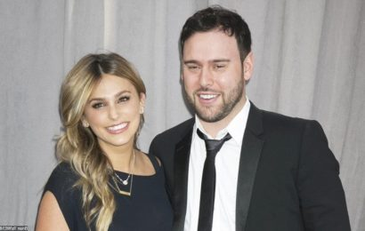 Scooter Braun Asks for Joint Custody of Children in Divorce Filing