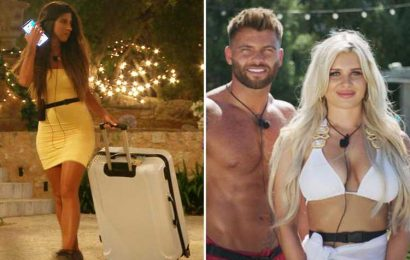 Shannon Singh says Love Island's Faye and Brad WILL split and only Liberty and Jake will make it to the end of the show