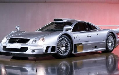 This 1998 Mercedes-Benz AMG CLK GTR Strassenversion Is Auctioning For Upwards of $8.5 Million USD