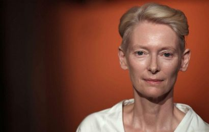 Tilda Swinton calls past 'Doctor Strange' casting controversy a 'hot, sticky, gnarly moment'