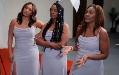 Tyler Perry's Sistas Recap: Andi and Gary's Wedding Drama Ends At Last
