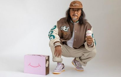 Vandy the Pink Teams with HBX To Serve up a Sweet, Ice Cream-Inspired Collection
