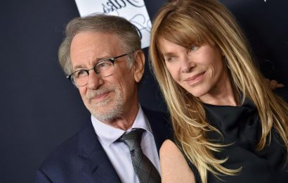 Why Steven Spielberg's Wife Won't Let Him Direct a Comedy