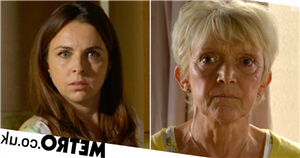 'You're guilty!': EastEnders' Jean explodes with rage at Ruby over Stacey