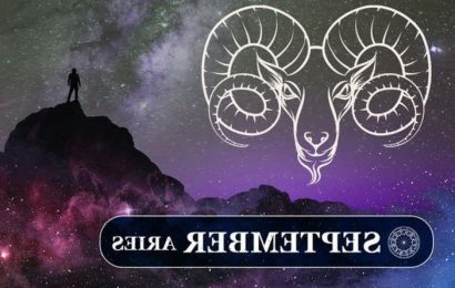Aries September horoscope 2021: Whats in store for Aries this month?