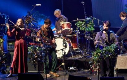 British Sea Power band drops 'British' to avoid connotations of 'antagonistic nationalism'