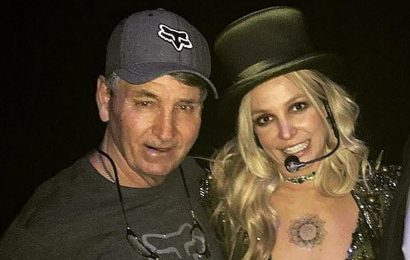 Britneys Father Quits as Conservator as Hes Tired of Unjustified Attacks From Own Daughter