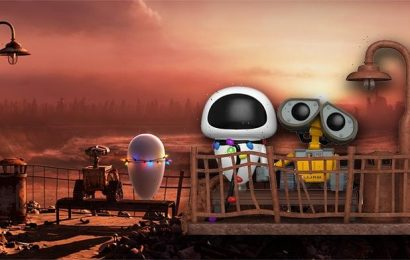 Cool Stuff: A New Wave of Delightful 'WALL-E' Funko POPs Are Blasting Off and Sharing Sunsets This Fall