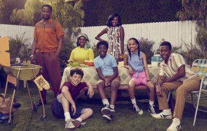 Exclusive: Take A First Look At The Beautiful Black Family In 'The Wonder Years' Reboot