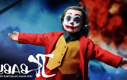 Fans of Joaquin Phoenix's 'Joker' Can Celebrate with This Nightmare-Inducing Baby Figure