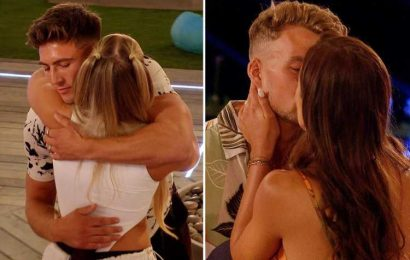 Hugo, Amy, Mary and Sam will all be dumped from Love Island villa tonight after 'savage'public vote, claim fans