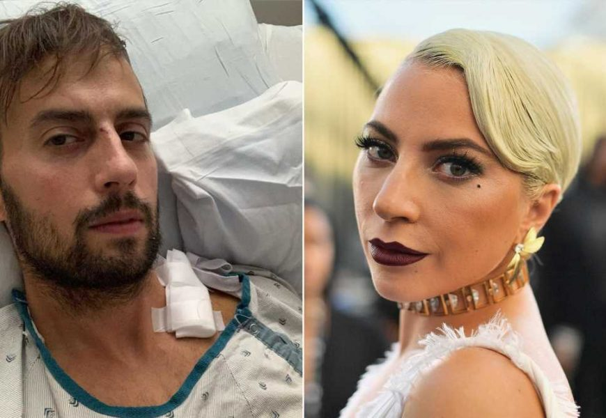Lady Gagas dog walker Ryan Fischer feels abandoned, begs for donations
