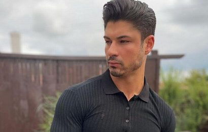 Love Islands Anton Danyluk denies cosmetic surgery after new look accusations