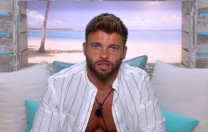 Love Islands Jake branded bad friend for helping Liam write X-rated poem