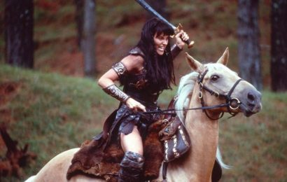 Lucy Lawless 'Always Hated' Doing 'Xena' Action Scenes
