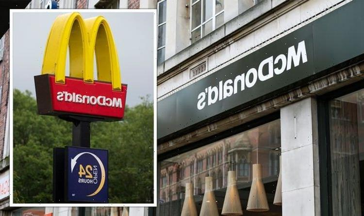 McDonald's launches new home delivery service in 900 restaurants – 'so exciting'