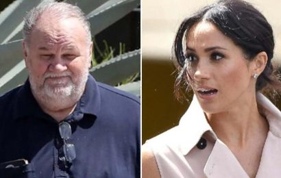 Meghan Markle's dad claims he sent her flowers for 40th birthday but hasn't received a response