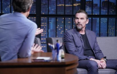 'Moon Knight:' Ethan Hawke is Basing His Marvel Villian on an Infamous Cult Leader