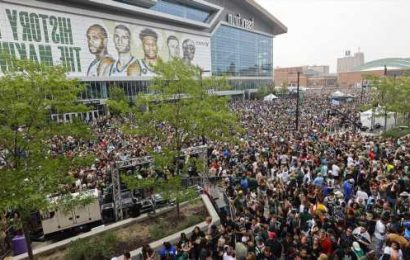 Nearly 500 COVID-19 cases linked to Milwaukee Bucks Deer District after NBA Finals celebration