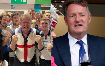 Piers Morgan devastated as he reveals he can no longer taste fine wine after catching Covid