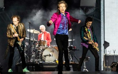 Rolling Stones' U.S. Tour to Proceed as Planned After Charlie Watts' Death