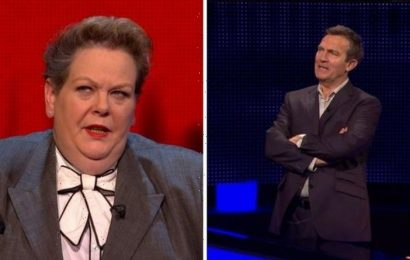 Shes livid The Chase fans notice Anne Hegertys anger as she loses to three players