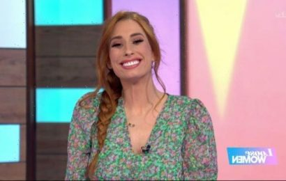 Stacey Solomon announces break from Loose Women before daughters birth Stopping early