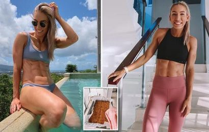 Super-fit mum, 31, shares the recipe for her go-to muesli bars