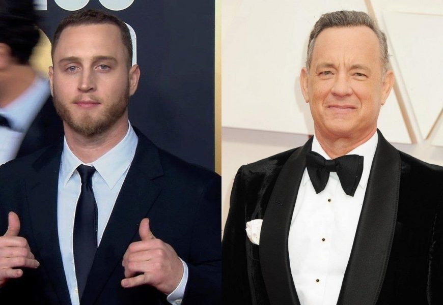 Tom Hanks Son Chet Refuses to Get Vaccinated, Tells Those at High Risk to Stay Inside