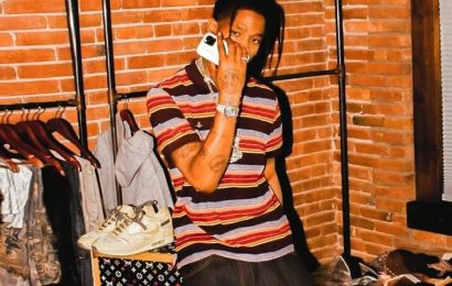 Travis Scott Teases Another Nike Air Max 1 Collab Colorway