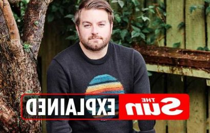 Who is The Last Leg host Alex Brooker and is he related to Charlie Brooker? – The Sun