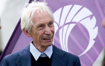Who was Charlie Watts and what was his cause of death?