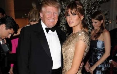 22 Photos of the Trump Family's Many Years Attending the Met Gala