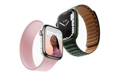 Apple Releases Watch Series 7 With Larger Display and New Accessories