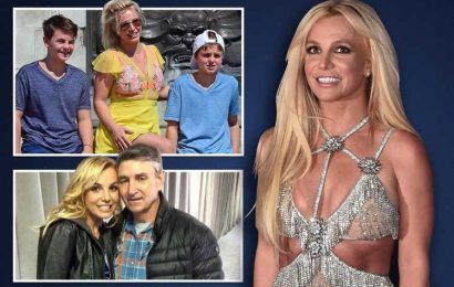 Britney Spears told lawyers her dad threatened to take kids away, shock tapes will reveal in Netflix documentary