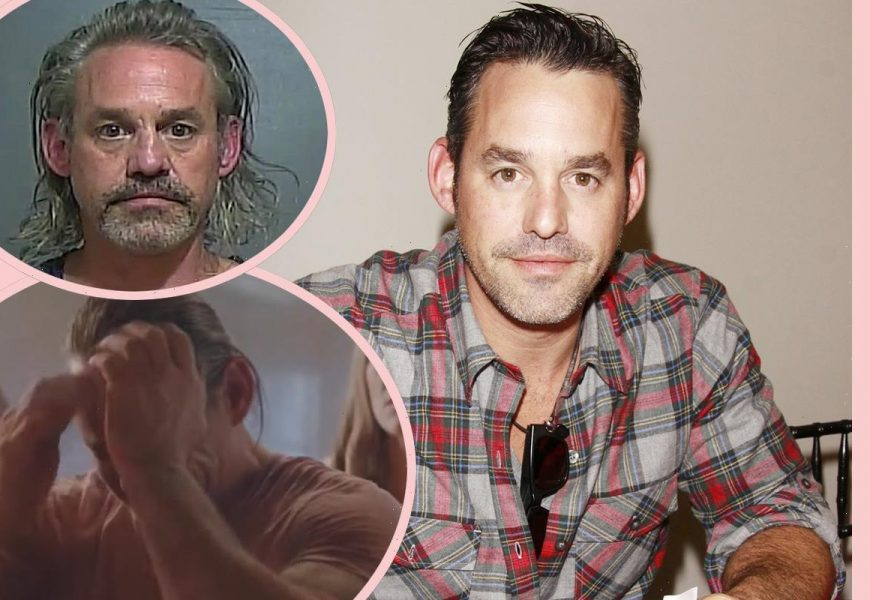 Buffy Star Nicholas Brendon Suffering 'Paralysis In His Genitals' & Other Health Issues After Drug Arrest