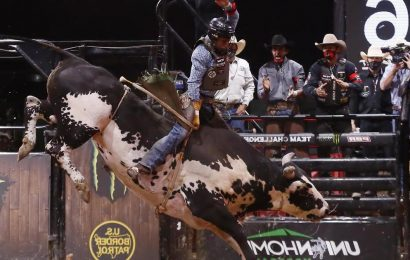 """Bull rider killed in """"freak accident"""" during competition"""
