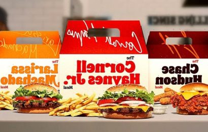 """Burger King Celebrates Banning 120 Artificial Ingredients With New """"Keep It Real Meals"""""""