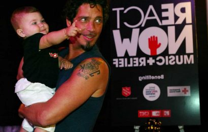 Chris Cornell and Daughter Toni Duet in Never-Before-Seen Home Videos