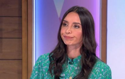 Christine Lampard watched Loose Women every day during maternity leave