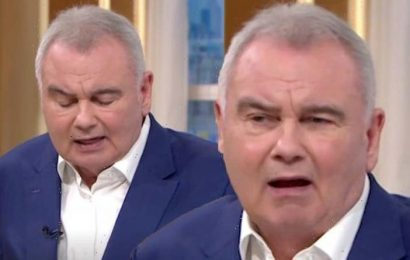 Eamonn Holmes makes rare comment on his marriage to first wife: Whole different level