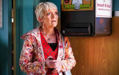 EastEnders spoilers: Jean Slater takes drastic action after being arrested for drugs farm