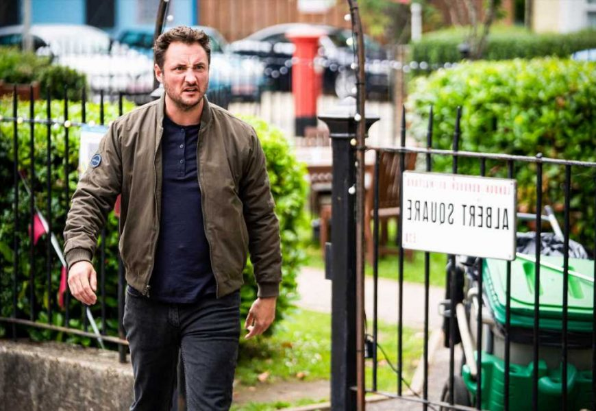 EastEnders spoilers: Martin Fowler gets a surprising offer after being left homeless by wife Ruby Allen