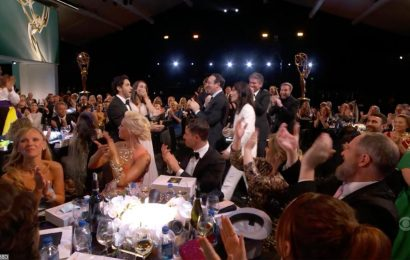 Emmys 2021: Twitter Blasts Maskless Celebrities at the Event