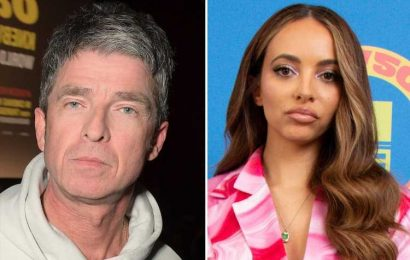 Furious Jade Thirwall hits back at Noel Gallagher after he claimed Little Mix shouldn't have won a Brit Award